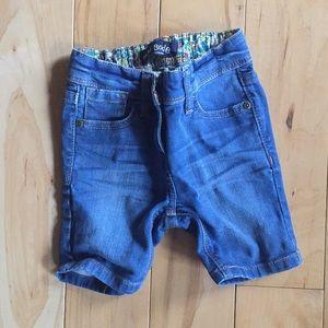 Mini Boden Jean Shorts